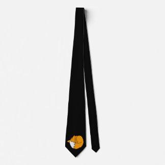 Corbata Negro del Fox de Li'l