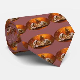 Corbata Personalizada Ángel el dormir