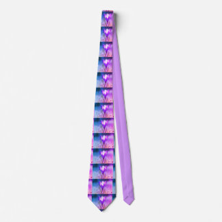 Corbata Personalizada Azafrán violeta 02.9.2.F