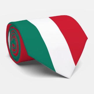 Corbata Personalizada Bandera del italiano de Italia Italia