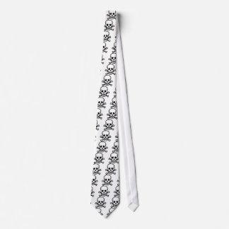 Corbata Personalizada Calavera