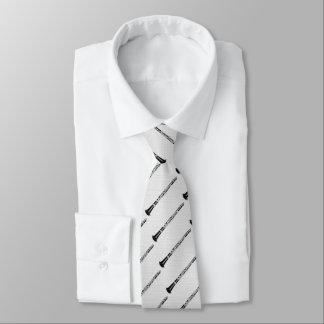 Corbata Personalizada Clarinet