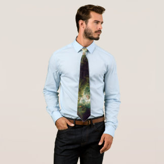 Corbata Personalizada Cuarto de niños de NASAs de estrellas