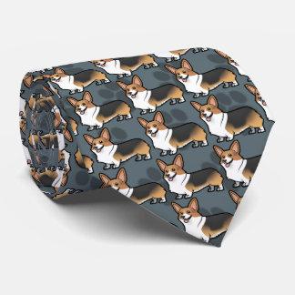 Corbata Personalizada Diseñe a su propio mascota