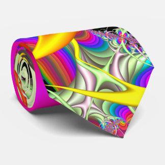 Corbata Personalizada El caramelo colorea el lazo de doble cara del