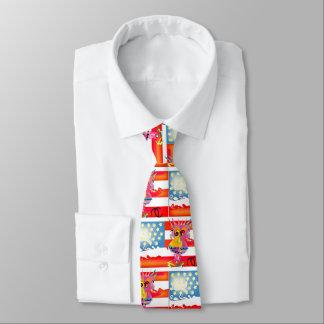Corbata Personalizada El lazo loco de la vida