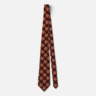 Corbata Personalizada Estrellas de mar adaptables de Haeckel del vintage