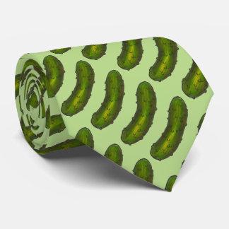 Corbata Personalizada Impresión amarga de la comida de la salmuera de