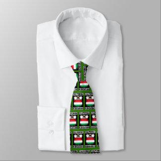 Corbata Personalizada Lazo americano húngaro de California