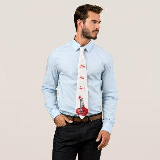 Corbata Personalizada Lazo atractivo del navidad de señora Santa Pinup
