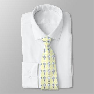 Corbata Personalizada Lazo cruzado del trigo