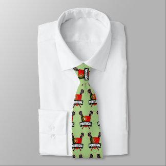 Corbata Personalizada Lazo de Portugal Português LaCrosse