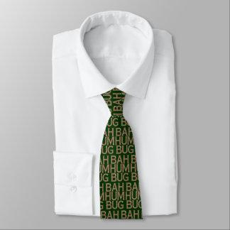 Corbata Personalizada Lazo del copo de nieve del embaucamiento de Bah