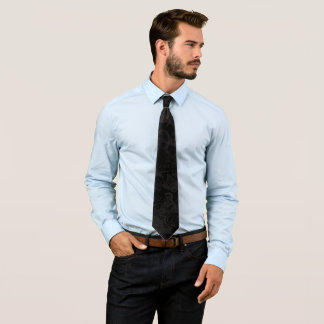 Corbata Personalizada Lazo negro de AXI VIO