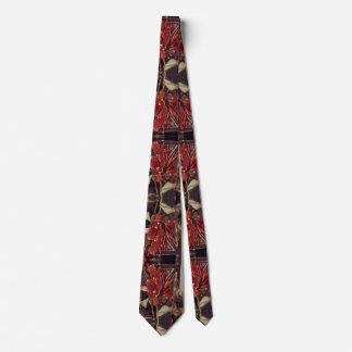 Corbata Personalizada Lazo: Rojo y negro