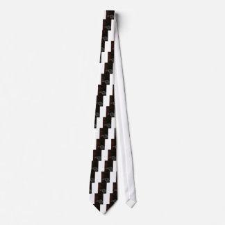 Corbata Personalizada Lirios de Arum 1