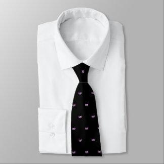Corbata Personalizada Los lazos de los hombres de la corona de la