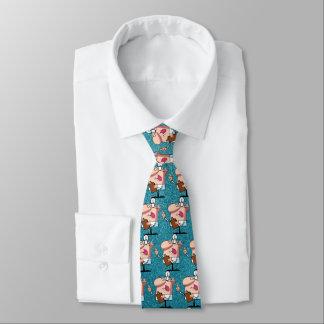 Corbata Personalizada Médico lazo