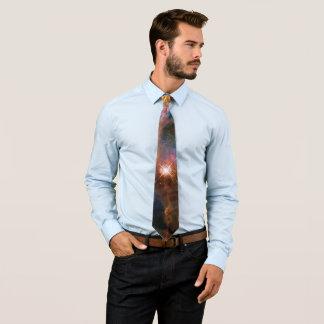 Corbata Personalizada Nebulosa mística de Carina de la montaña
