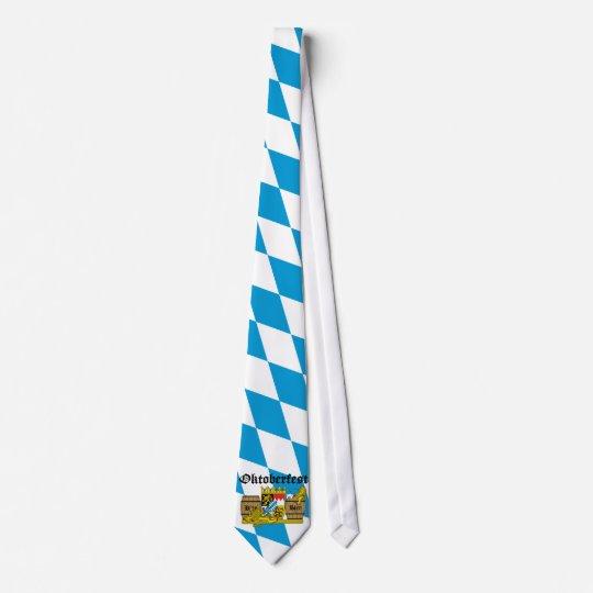 Corbata Personalizada Oktoberfest - Leones borrachos