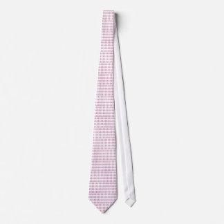 Corbata Personalizada Piñas rosadas