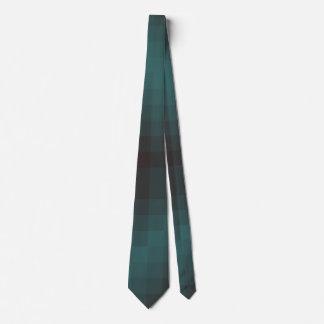 Corbata Personalizada Píxel Rojo