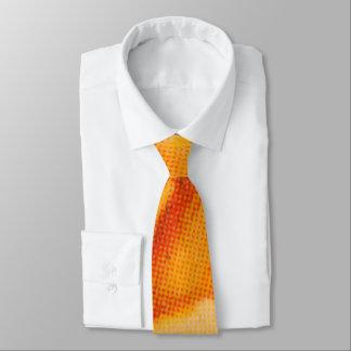Corbata Personalizada Rosa amarillo