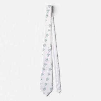 Corbata Personalizada Tajada de la lámpara