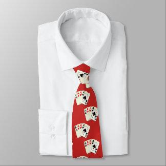Corbata Personalizada Todo el MED de los as. Impresión en cualquier lazo