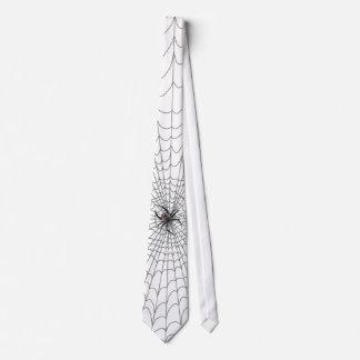 Corbata Personalizada Un Web de arañas