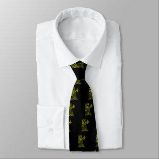 Corbata Personalizada Virgo brillante