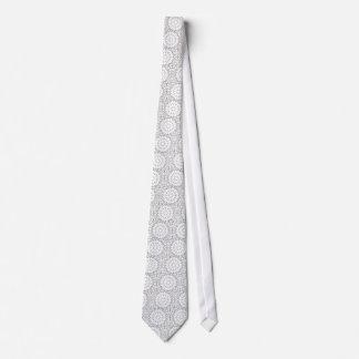 Corbata Personalizada Vitral de los rosas