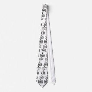 Corbata Personalizada Vive su vida su propia cita medieval de la manera