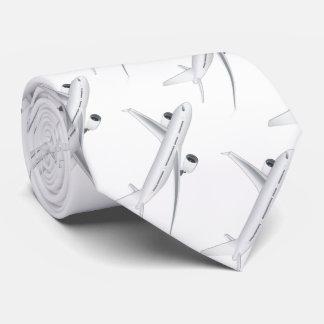 Corbata Personalizada Vuelo de Airbus