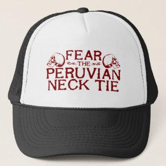 Corbata peruana gorra de camionero
