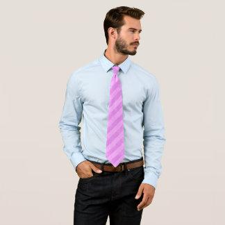 Corbata Raya rosada del Grunge