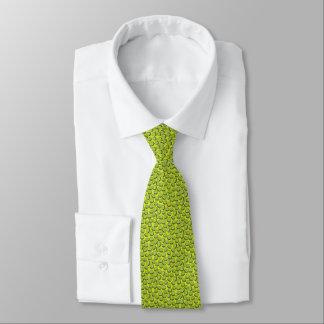 Corbata Rebanadas minúsculas de la salmuera