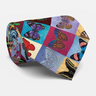 Corbata Remiendo de la mariposa