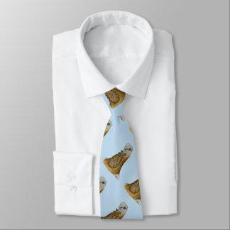 Corbata Retrato valenciano de la paloma de Figurita