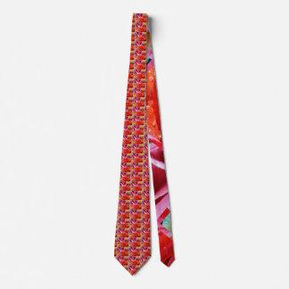 Corbata Rosas
