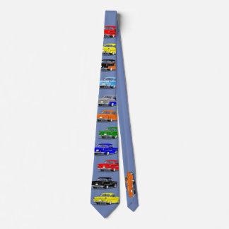 Corbata Sólido 1955 del lazo de Shoebox