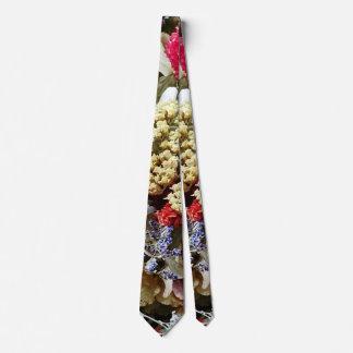 Corbata Surtido de flores secadas