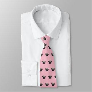 Corbata ¡Un Shug pequenito pintado el barro amasado!