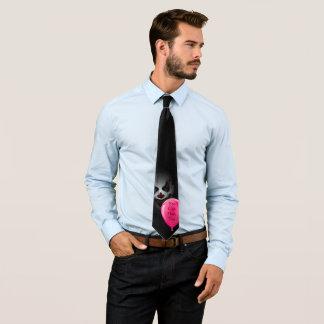 Corbata Usted puede flotar a un lazo de Halloween del