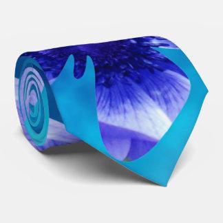 Corbata Verano azul de la mariposa