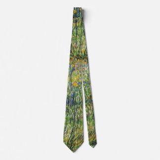 Corbata Vincent van Gogh - pasto en bella arte de la