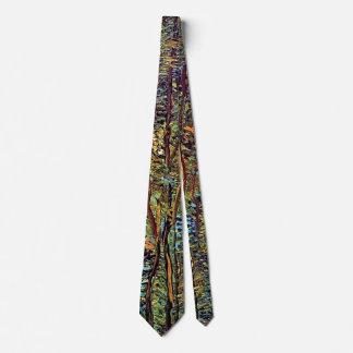 Corbata Vincent van Gogh - trayectoria en la bella arte de
