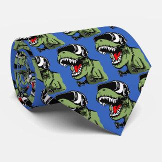 Corbata VR T-rex