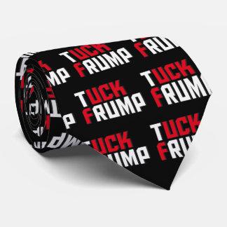 Corbata Wordplay anti divertido de Donald Trump de la