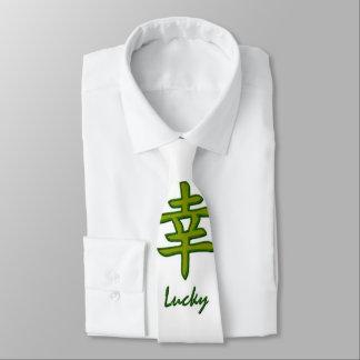 Corbatas afortunado